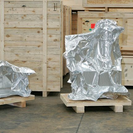 Image of Product in Aluminium Barrier Foil