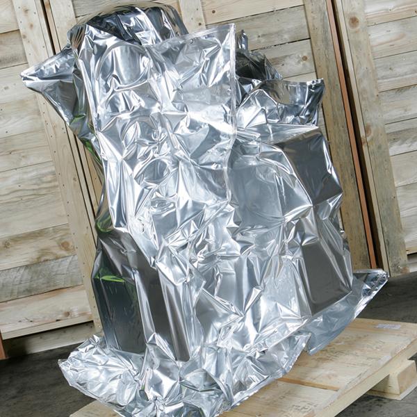 Image of Packed Machine