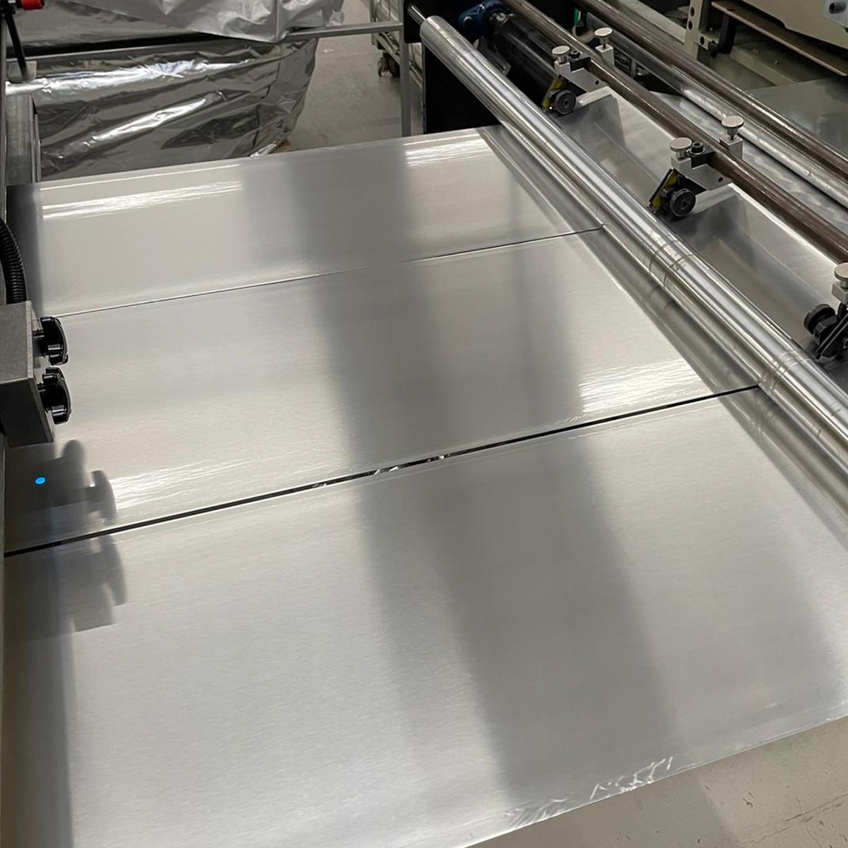 Image of Aluminium Barrier Foil Tubing